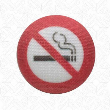 NO SMOKING BUTTON