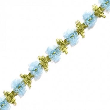 """5/8"""" Organdy Rococo Ribbon"""