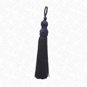 "2.75"" Braided Band Imported Tassel"