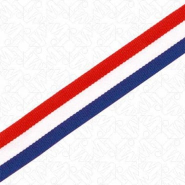 Striped Grosgrain Ribbon