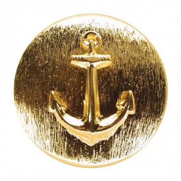 METAL ANCHOR BUTTON