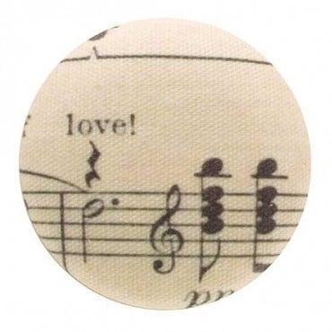 Sheet Music Button