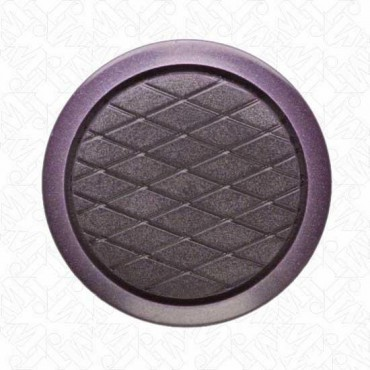 Cris Cross Button With Shank