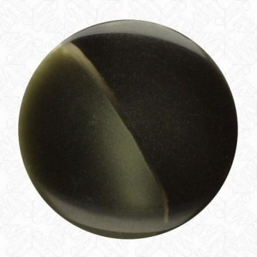 TWO TONE FASHION BUTTON WITH SHANK