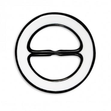 Round Plastic Buckle