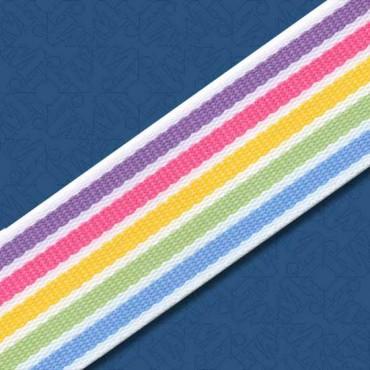 Pastel Stripe Ribbon