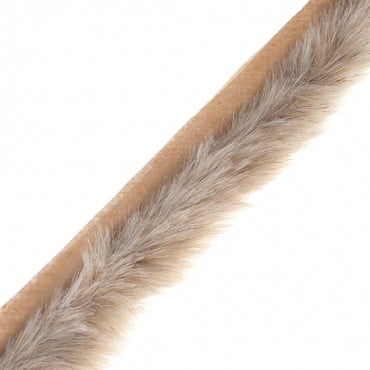 "1.5"" Faux Fur Cordedge"