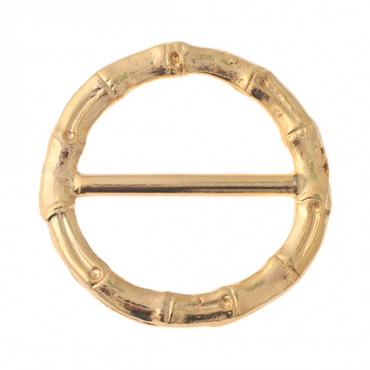 Metal Bamboo Buckle