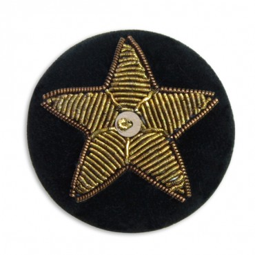 Bullion Star Button