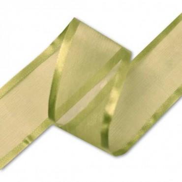 22mm Sheer Satin Edge Ribbon
