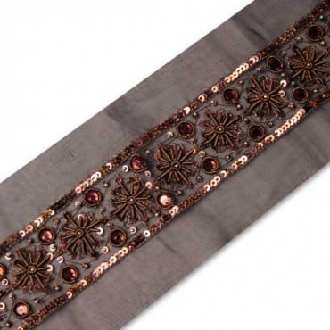 "1 1/2"" (38mm) Beaded Borders"