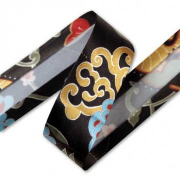 25MM ORIENTAL SATIN BIAS BINDING