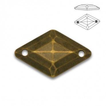 11MM X 18MM  DIAMOND SEW ON JEWEL