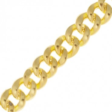 24MM PLASTIC CURB JEWELRY CHAIN