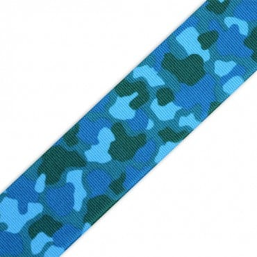 "1.5"" SF CAMOUFLAGE GROSGRAIN"