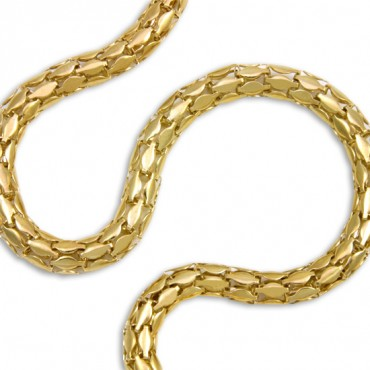 6MM MESH LINK METAL CHAIN
