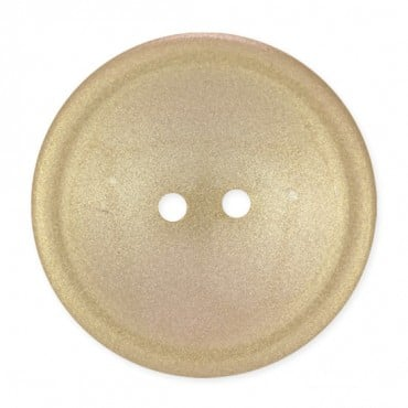 PEARLIZED ROUND FASHION BUTTON 2-HOLES