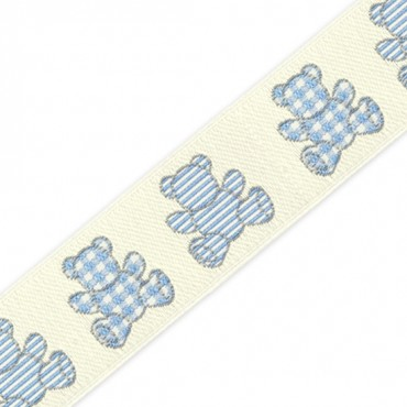 25MM TEDDY BEAR JACQUARD
