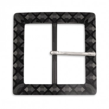 SQUARE BUCKLE W/PRONG
