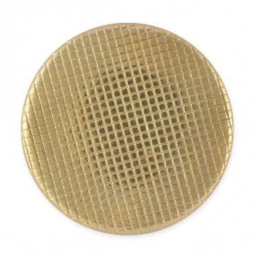 Metal Blazer Button with Shank