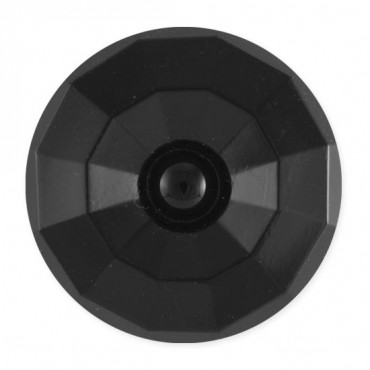 Glass Button With Shank