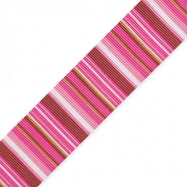 "1 3/8""Vertical Printed Stripe"