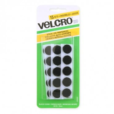 15mm Round Velcro Dots