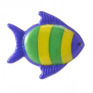 FISH BUTTON