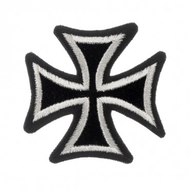 "3"" Maltese Cross Applique"