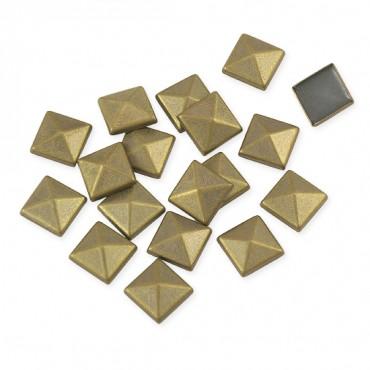 7mm Hotfix Pyramid Nailhead