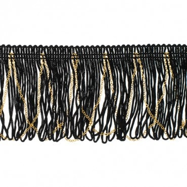 50MM CHAINETTE FRINGE W/ CHAIN