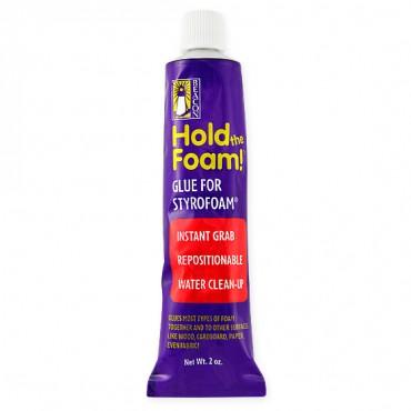 Hold The Foam Glue 2Oz.