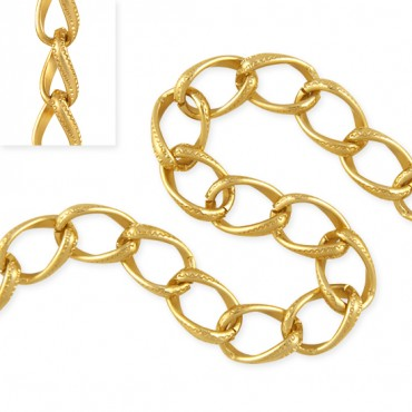 8MM MODERN DESIGN METAL CHAIN