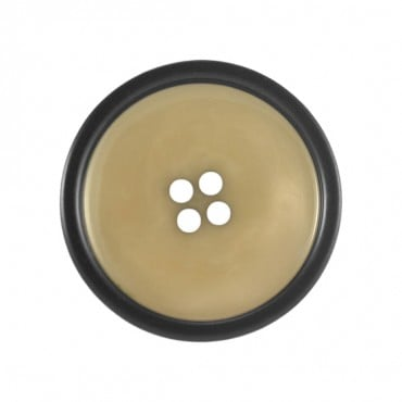 4-HOLE TWO TONE BUTTON