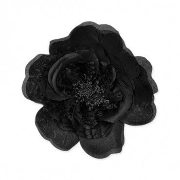 "7"" Large Flat Rose Pin"