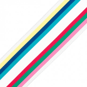 """1 1/2"""" (38mm) Stripe Ribbon"""