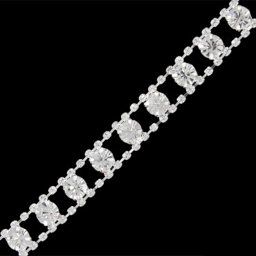 12mm Rhinestone Trim