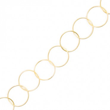 25MM ROUND WIRED CHAIN