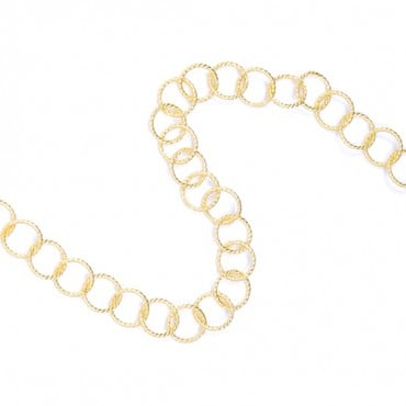 13MM SMALL ROUND ROPE CHAIN