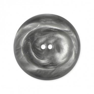 2-Hole Fashion Button W/Rim