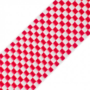 "2"" CHECKED JACQUARD"