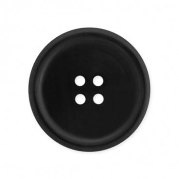 4 Hole Horn Button