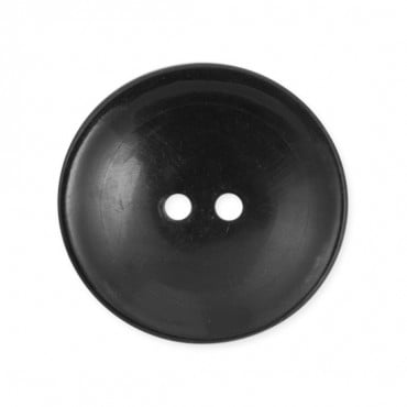 x 8 buttons 13mm Black 2 Hole  Button
