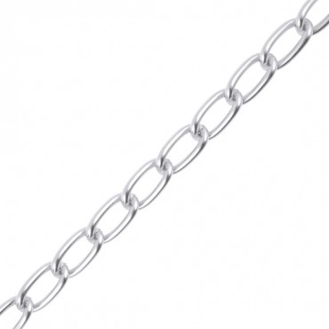 10mm oval metal chain