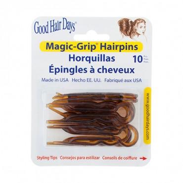 MAGIC-GRIP HAIRPINS