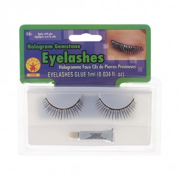 GEM STONE EYELASHES