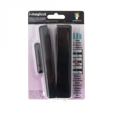 i-Magicut Ribbon Cutter-All-BLACK