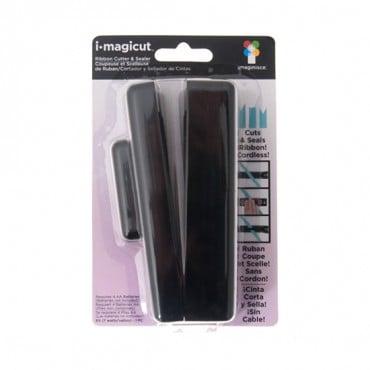 i-Magicut Ribbon Cutter-All-BLACK