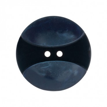 2-HOLE FAUX SHELL BUTTON