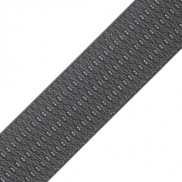 "1"" SPORTY RIBBED ELASTIC"